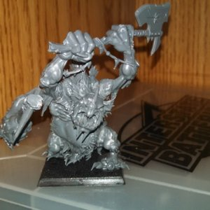 Chaos Troll The Axe 1