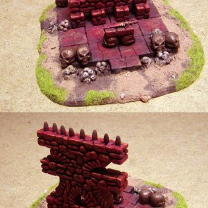 Khorne Shrine