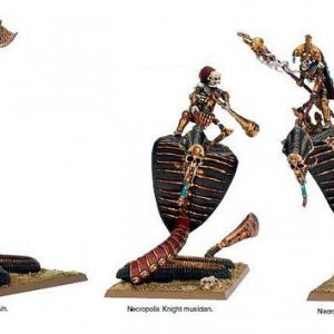 New Tomb Kings Necropolis Knights
