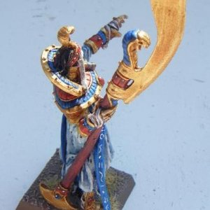 Tomb King (right hand view)