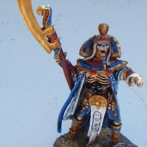 Tomb King (front)