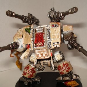 The Glorious Deathwing Dreadnought!