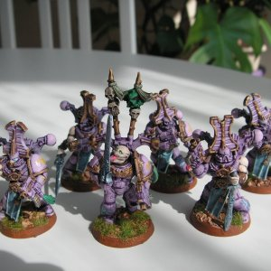 Emperor's Children Chaos Space Marines Unit