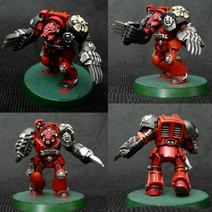 Blood Sin Assault Terminator