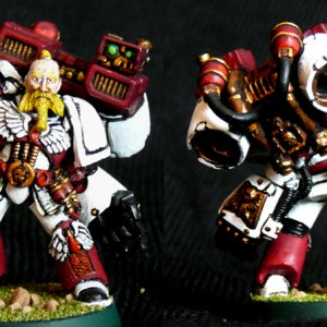 Blood Sin Sanguinary Priest I