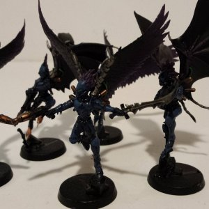 Darkmatter 40k - dark eldar scourges