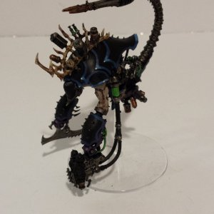 Darkmatter 40k - talos pain engine