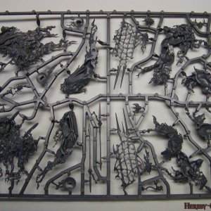 Vampire Counts Coven Throne Sprue 2 [Back]