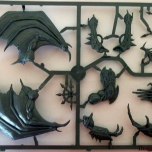 Daemon Prince Wings [Front]