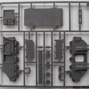 BT Vindicator sprue B [Front]