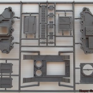 Vindicator sprue T [Back]