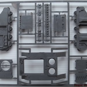 BT Vindicator sprue T [Front]