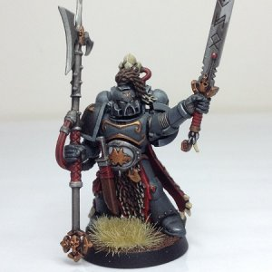 Wolf Guard/Wolf Guard Battle Leader