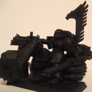 Ravenwing with Chainsword