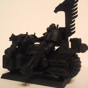 Ravenwing with Flamer 2