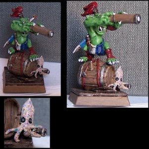 River Goblin Pirate
