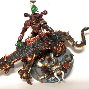 Lord on Daemonic Steed 3