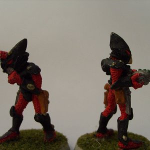 original eldar support weapon crew