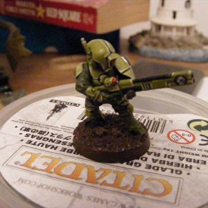 Fire Warrior Test Mini Pic 1