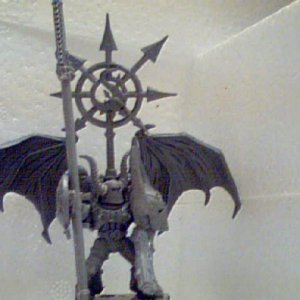 Chaos Chosen Champion