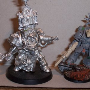 Pre-Heresy Death Guard Liberian & Marine