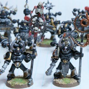 CSM Icon bearers