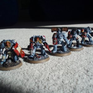 SW WGBL and terminator retinue