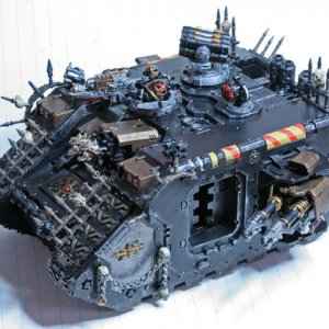 Chaos Land Raider 1
