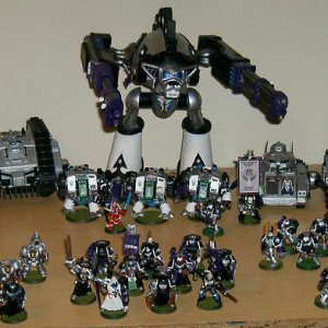 Aesir Knights First Battle Company
