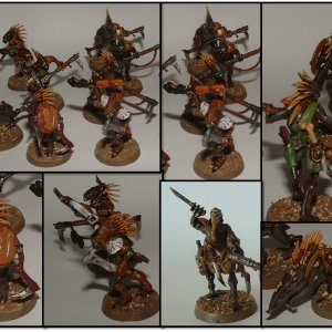 More Kroot Mercenaries
