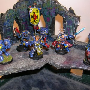 Sons of Ares Space Marine Legion