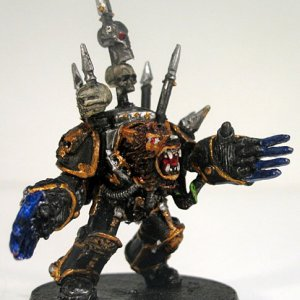 Black Legion Terminator Champion