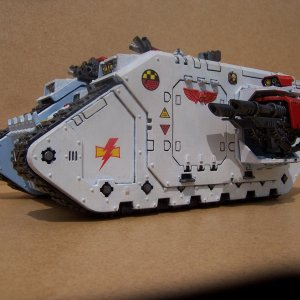 White Scars Space Marines
