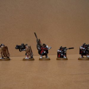 White Scars Space Marine Scout Squad