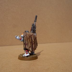 White Scars Space Marine Scout Squad (Sergeant)