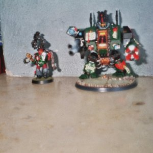 DA successor dread and techmarine