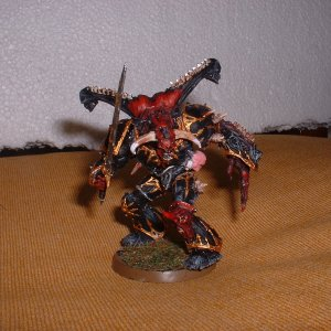 Daemon prince (front)
