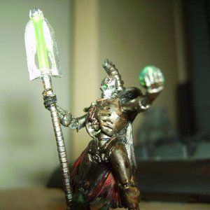 Necron Lord w/Res Orb