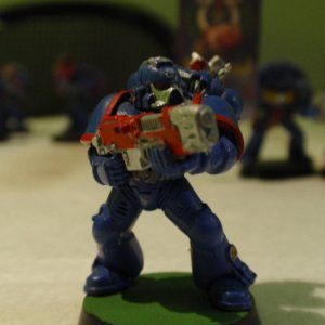 bolter converted to plasmagun