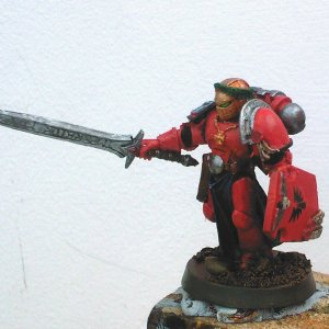 My Blood angel champion