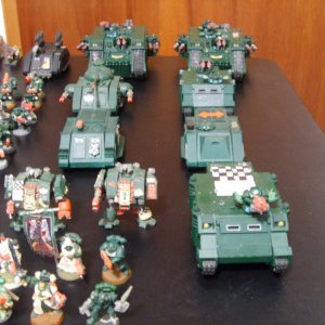 dark angels tanks