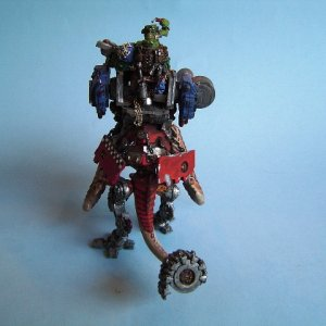 Ork Looted Carnifex
