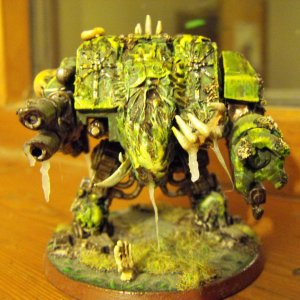 Converted Death Guard Dreadnought