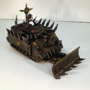 New Black Legion Tortise from hell