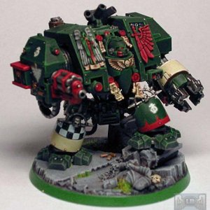 Dark Angels Dreadnought