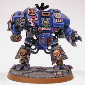 Ultramarine Dreadnought