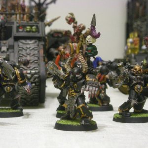 Chaos Lords' Retinue
