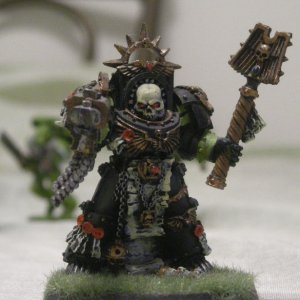 "Chaplain ""revised"""