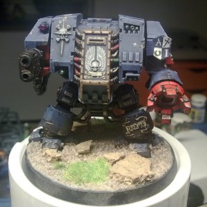 Dreadnaught brother Ikarus