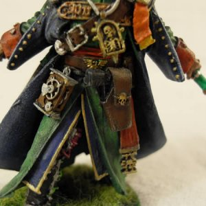 Inquisitor Eisenhorn Detail